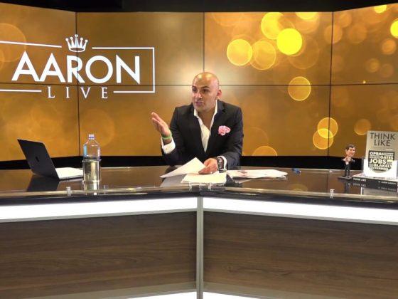 Aaron Sansoni Live Episode 1