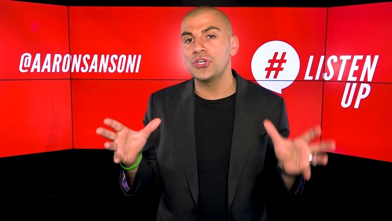 Aaron Sansoni Listen Up