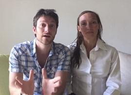 Barbara & James - Jambar Team Building