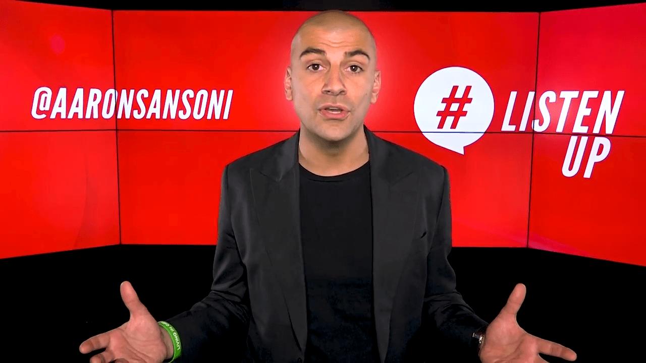 Aaron Sansoni - ListenUp Episode 4