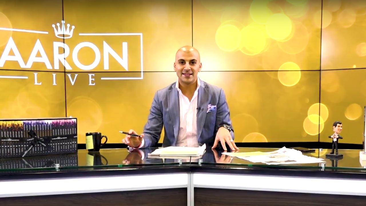 Aaron Sansoni Live Episode 6